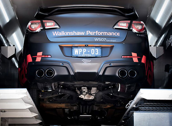 Walkinshaw Performance W507 package
