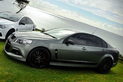 Walkinshaw Supercharger W497 package